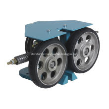 Isolated Roller Guide Shoes ThyssenKrupp Elevators ≤10m/s