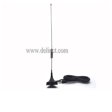 Antenna TV ad alta velocità 174-230MHz Wireless Sucker