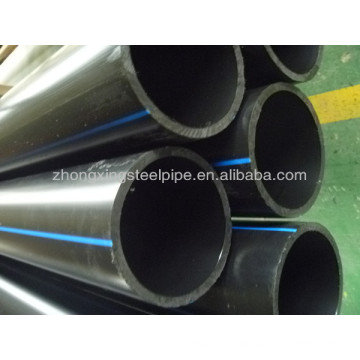 Pe Pipe For Water /drainage Supply High quality with easy installation for chemical industry