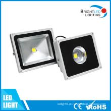 Holofote listado da luz de inundação do diodo emissor de luz do COB 50W de RoHS do CE