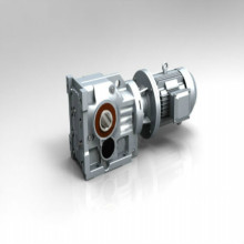 Helical Worm Shaft Mounted Gearbox Drive Reducer