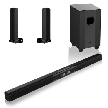 5.1 sistema de barra de som de home theater