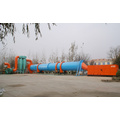 Wood Sawdust Rotary Kiln Dryer