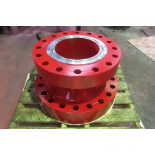 API Oilfield Double Studded Adapter for Wellhead, API Dsa Flange