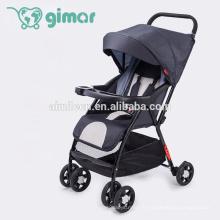 Poussette bébé pliable super légère 2 en 1 landau bébé système de voyage porte-bébé réglable