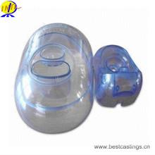 Пластичная деталь для инъекций