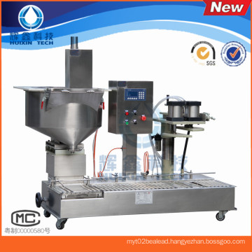 Anti-Explosion Automatic Liquid Filling Machine for Coating/Paint /Oils