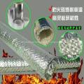 Aluminiumfolie-Fiberglas-Hülsen