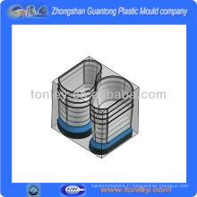 mouliste en aluminium (OEM)