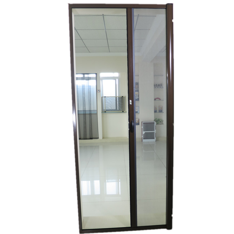 Rolling Mosquito Net Insect Screen for Doors