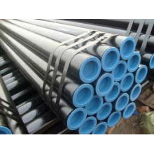 Tubo de acero al carbono ASTM A106 / A53