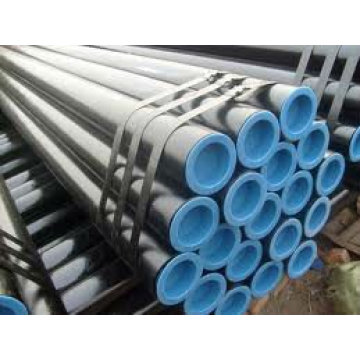 Tubo de aço carbono ASTM A106 / A53