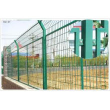 PVC Cated Painel Soldado para Esgrima