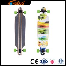Diferentes tipos de chapas de skate customizadas quatro rodas ao atacado