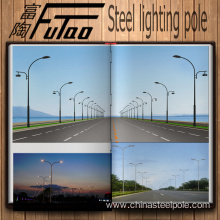 OEM for Park Lighting Pole custom street light pole With Galvanized supply to Albania Factory
