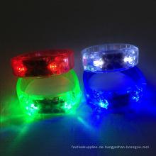 Leuchten im Dunkeln LED-Armband