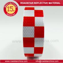 Truck warning stickers tape reflective pvc adhesive tape