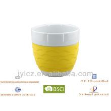 многоразовая кружка кофе