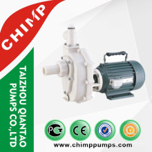 Bomba de agua química centrífuga plástica china de CHIMP FSB de la serie 2.0HP 10L