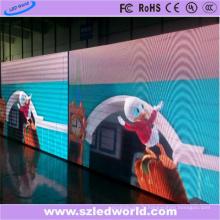 Usine de panneau d'intérieur de panneau de l'affichage P6 d'écran de LED pour la publicité