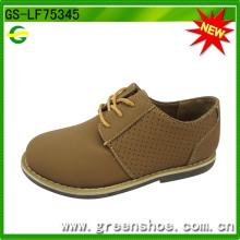Novos sapatos por atacado Hot Hole para Kid (GS-LF75345)