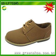 Новый горячий Оптовая продажа отверстие обувь для малыша (ГС-LF75345)