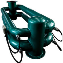 0.5mpa-1.6mpa AC220V50Hz Ion integrado equipamento de tratamento de água da vara
