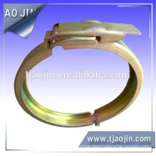 Custom pipe clamp,Customizable trough type hose clamp