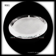 Runde Kristallperlen W081