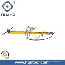 Perfurador de rocha horizontal para a perfuração de pedra, perfuração horizontal