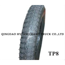 pneu de carrinho de mão 3,25-3.00-8