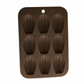 Silikon Madeleine Pan Cookie Mold
