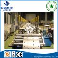 storage rack shelf frame rollform production machine