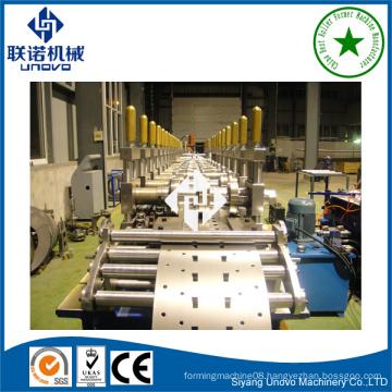 pallet racking rollform machine UNOVO fabrication