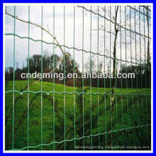 DM metal euro fencing with Dovetail column buy from Anping
