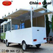 White Street Environmental Electric Mobile Food Car