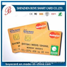 Sle4442 Sle4428 Contact IC Card CPU Card