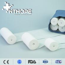 поглощает фингер gauze bandage