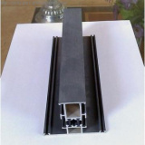 black anodized aluminium extrusion manufacturer