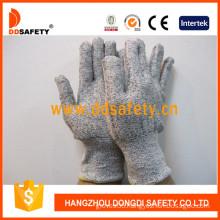 13G Hppe Spandex/Nylon Mixed Cut Resistant Glove -Dcr103