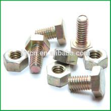 Parafusos de aço inoxidável de alta qualidade ASME Hardware prendedores