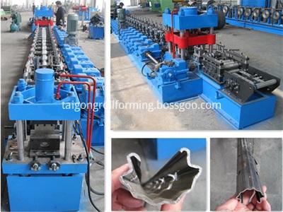 Vineyard Post Making Machines