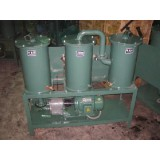 Three stages oil purifier