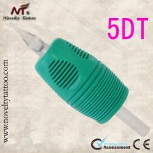 N505-11 Poignées jetables écologiques vertes de 30 mm
