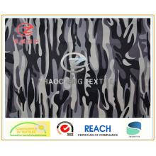 H-Line Style Poly Taffeta Desert Camouflage Printing Fabric (ZCBP145)