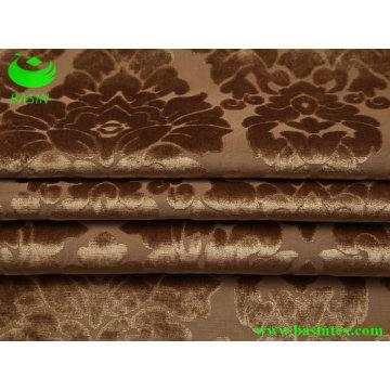 Tecido de veludo de poliéster (BS4305)