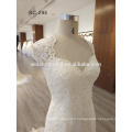 New Arrive Real Picture latex wedding dress in guangzhou