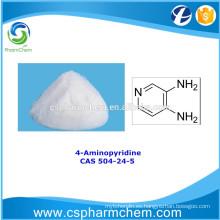 4-Aminopiridina, CAS 504-24-5, Intermedio de síntesis farmacéutica