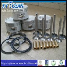 Motor-Ersatzteile (Kolben-Kolben-Ring-Einlass- und Auslassventil-Ventilführung (OEM 094856, 094957)