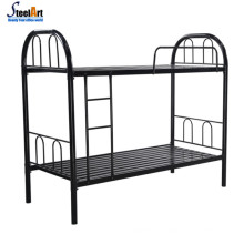 Metal bunk bed adult cheap iron double bed design